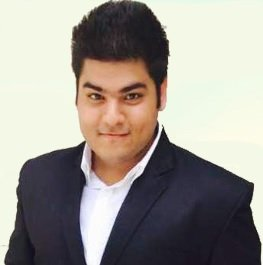 Pushkar Kapoor (B.Com. H) [2014-17] University Topper