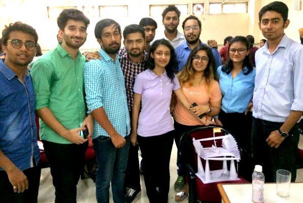Skill Enhancement Workshop at IITM Janakpuri New Delhi GGSIPU www.iitmjp.ac.in