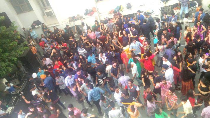 DJ Dandiya Beats IITM Janakpuri www.iitmjp.ac.in