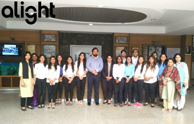Alight Company Placements IITM Janakpuri New Delhi