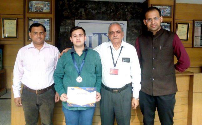 Aayush Lalwani Carrom Doubles IITM Janakpuri New Delhi