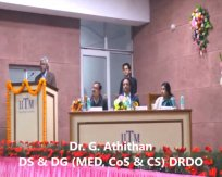 Dr. G Athithan as Chief Guest in Conference at IITM