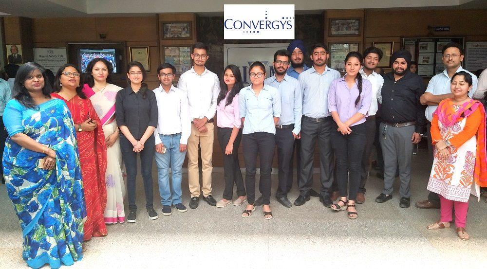 Convergys IITM Janakpuri New Delhi www.iitmjp.ac.in