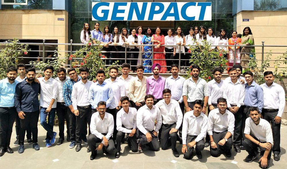 Genpact IITM Janakpuri New Delhi GGSIPU www.iitmjp.ac.in