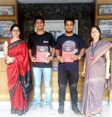 Mayank Gupta and Anant Kaushik of IITM BCA Code Debugging JIMS Rohini IITM Janakpuri New Delhi GGSIPU www.iitmjp.ac.in