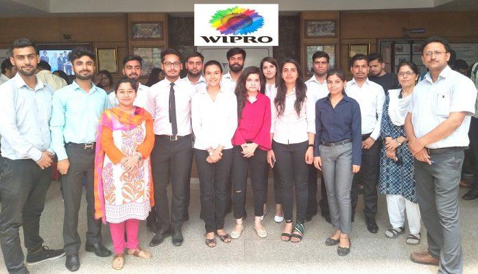 Wipro Placement IITM Janakpuri New Delhi www.iitmjp.ac.in