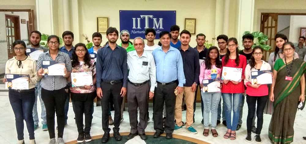Summer Training Information Security and Ethical Hacking IITM Janakpuri New Delhi GGSIPU www.iitmjp.ac.in