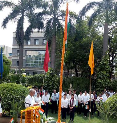 Independence Day 15 August 2018 IITM Janakpuri New Delhi GGSIPU Top Best Institute College BCA BBA BCom www.iitmjp.ac.in