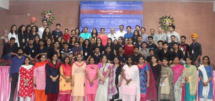 Techtonics Technical Fest IITM Janakpuri New Delhi GGSIPU BCA BBA BCOM www.iitmjp.ac.in