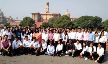 Parliament Visit IITM Janakpuri New Delhi BCA BBA BCOM Top Institute Best College GGSIPU www.iitmjp.ac (1)