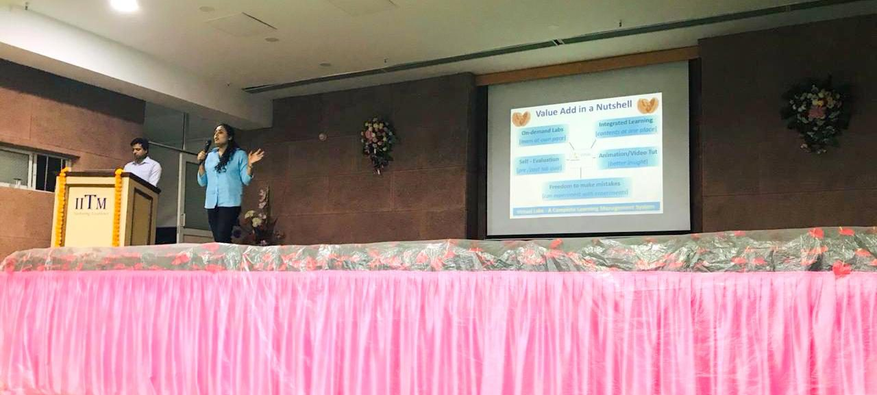 Virtual Labs Workshop by IIT Delhi IITM Janakpuri Delhi GGSIPU Top College Best Institute BCA BBA BCOM www.iitmjp.ac (2) (1)