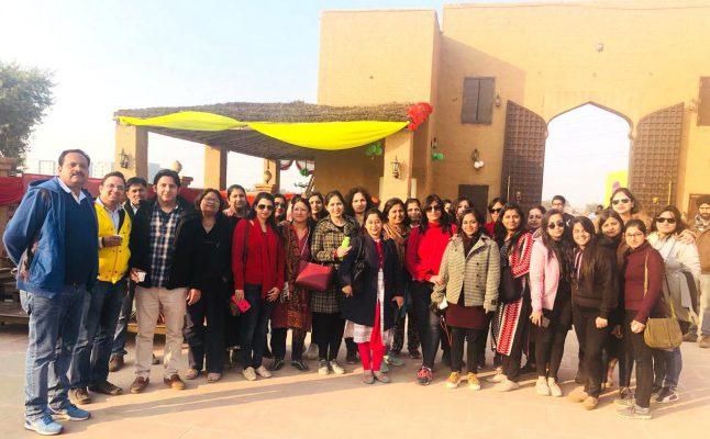 Rejuvenating Camp at SURAJGHARH FARM (Gurugram) for IITM Faculty and Staff IITM Janakpuri New Delhi GGSIPU BCA BBA BCOM www.iitmjp.ac.in