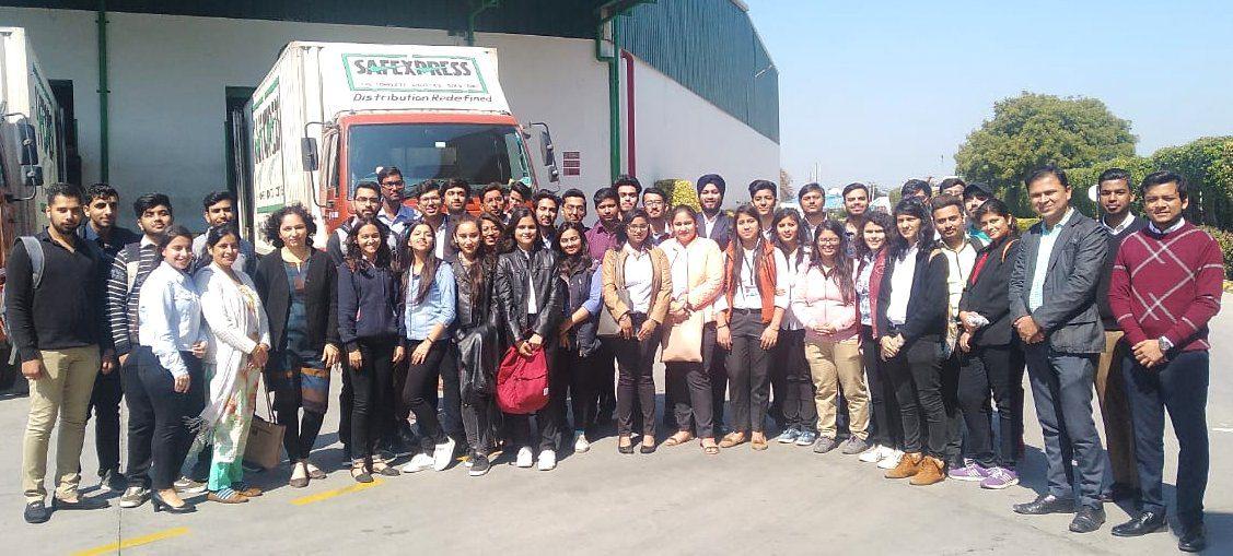 Industrial Visit IITM Janakpuri Delhi BCA BBA BCOM Top Best College GGSIPU www.iitmjp.ac.in IITM (2)
