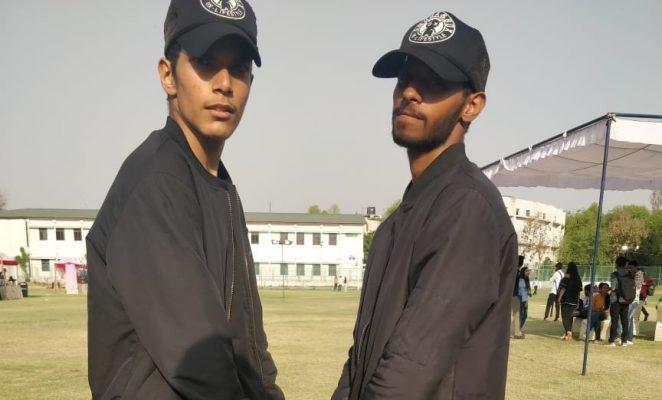 Shikhar Jha and Aakash Sharma of IITM Janakpuri Delhi www.iitmjp.ac.in GGSIPU