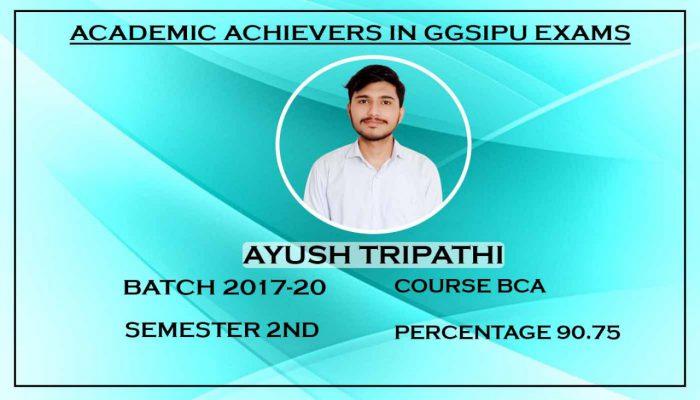 Ayush Tripathi